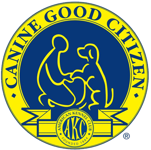 Canine Good Citizen Certification